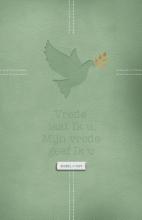 Limited edition Bijbel (HSV) - groen