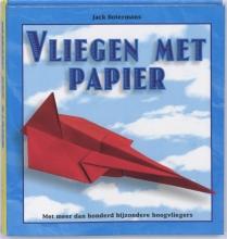 Jack  Botermans Papieren vliegtuigen