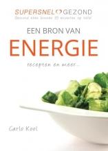 Carlo Kool , Een bron van energie