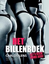 Carlos  Lens, Ilse  Ruijters Het Billenboek