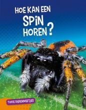 Nancy Furstinger , Hoe kan een spin horen?