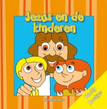 Michel de Boer Buddy Boekjes Jezus en de kinderen