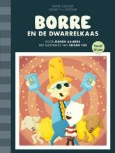 Jeroen  Aalbers Borre en de dwarrelkaas