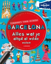 Moira  Butterfield Lonely Planet Verboden voor ouders - Barcelona