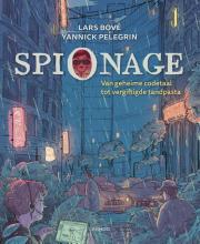 Lars Bové , Spionage