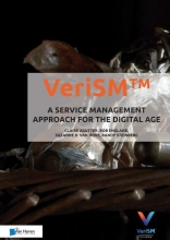 Claire  Agutter VeriSM ™ - A service management approach for the digital age