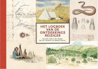 Huw  Lewis-Jones, Kari  Herbert Het logboek van de ontdekkingsreiziger