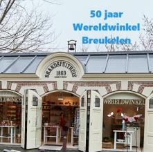 Hans Grooten 1969-2019 Vijftig jaar Wereldwinkel