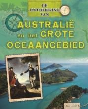 Tim  Cooke De Ontdekking van... Australië en het Grote Oceaangebied