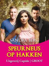 Sandra  Berg Cupido - Groot Speurneus op hakken