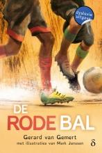 Gerard van Gemert , De rode bal