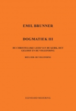 Eginhard  Meijering Emil Brunner
