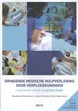 Peter Bouckhout Baudewijn Oosterlynck  Johan De Knock, Dringende medische hulpverlening door verpleegkundigen