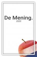 Anoniem - , De Mening.