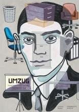 Lucette ter Borg, Gerrit  Willems UMZUG