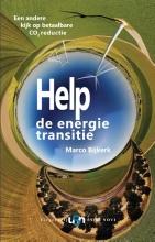 Marco  Bijkerk Help de energie transitie