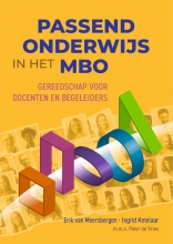 Ingrid Ketelaar Erik van Meersbergen, Passend onderwijs in het MBO