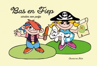 Chantal Het Hart , Bas en Fiep vinden een potje