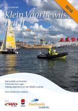 Adelbert van Groeningen, Thom  Hoff, Toni  Rietkerk, Bas  Henrichs Cursusboek Klein Vaarbewijs I en II Cursusboek