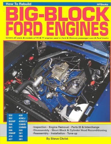 Steve Christ,Rebuild Bp Ford Hp708