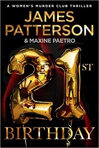 James Patterson,21st Birthday