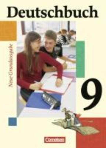 Koppers, Marlene,   Gefeke, Andrea,   Ferrante-Heidl, Josi,   Fenske, Ute,Deutschbuch - Neue Grundausgabe 9. Schuljahr. Schülerbuch