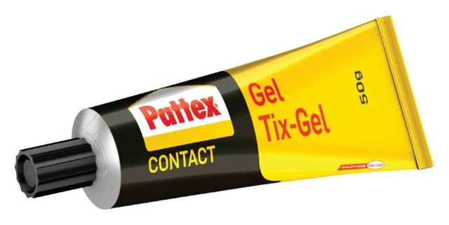 ,Alleslijm Pattex Tixgel Tube 50gram op blister
