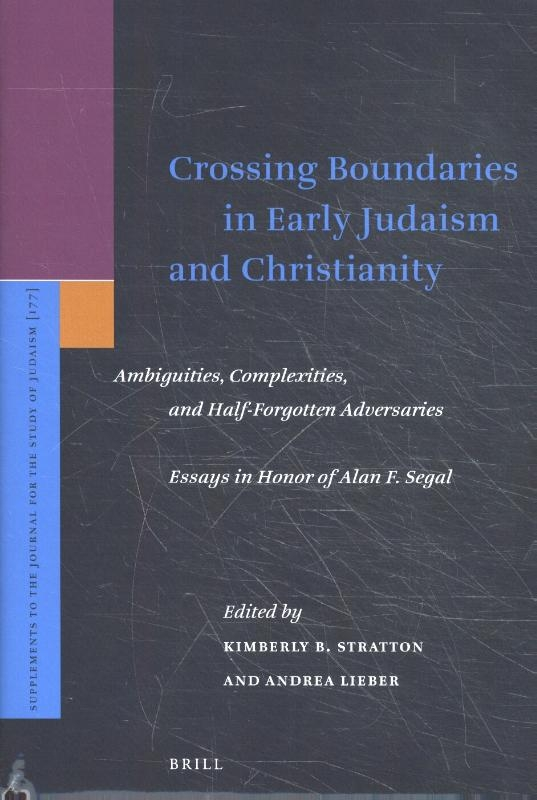,Crossing Boundaries in Early Judaism and Christianity