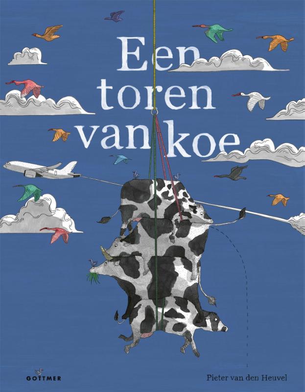 Pieter van den Heuvel,Een toren van koe