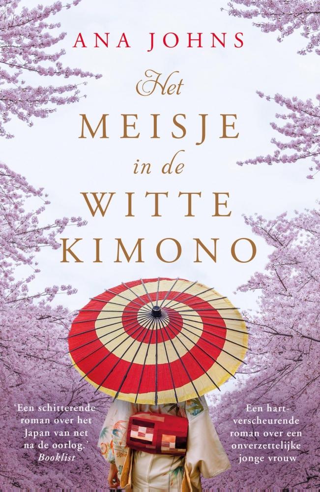 Ana Johns,Het meisje in de witte kimono