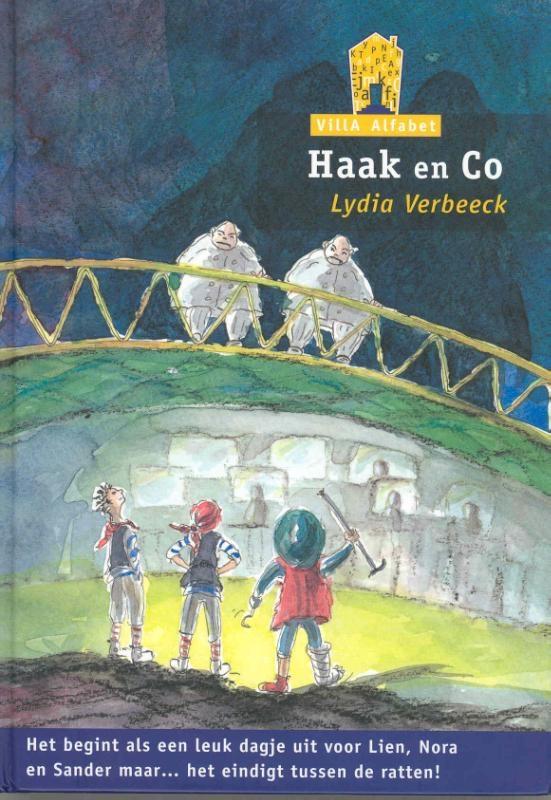 Lydia  Verbeeck,Haak en Co