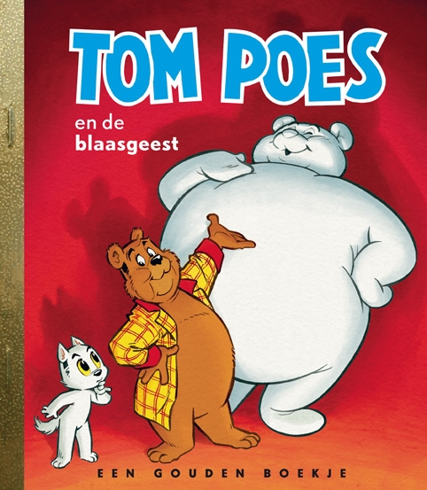 ,Tom Poes en de blaasgeest