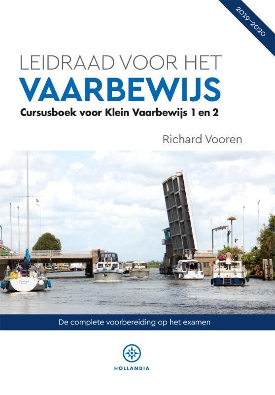Richard Vooren,Leidraad voor het Vaarbewijs