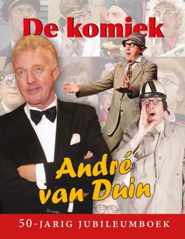 André van Duin,De komiek