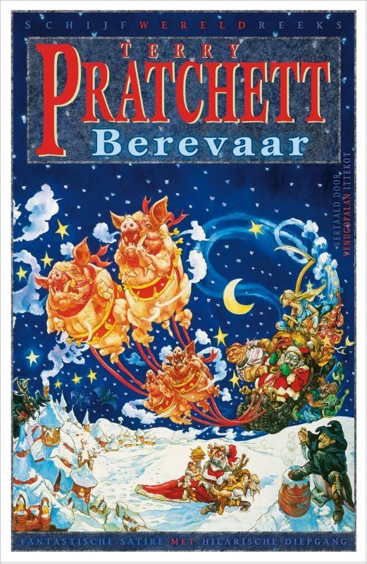Terry Pratchett,Berevaar