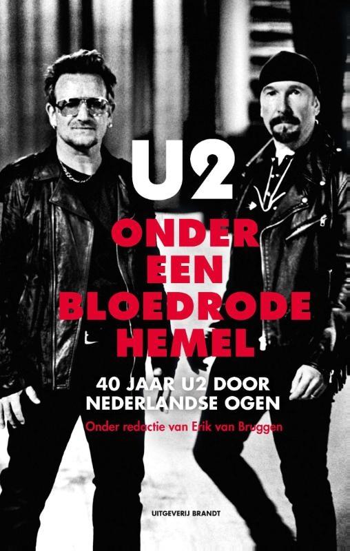 ,U2 onder een bloedrode hemel