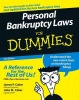 Caher, James P.,   Caher, John M.,Personal Bankruptcy Laws for Dummies
