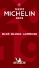 ,Belgie Belgique Luxembourg -The MICHELIN Guide 2019
