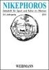 ,Nikephoros - Zeitschrift f?r Sport und Kultur im Altertum