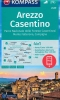 ,KOMPASS Wanderkarte 2459 Arezzo, Casentino