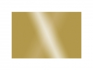 ,tekenpapier Folia 50x70cm 130gr pak a 25 vel goud zijdeglans