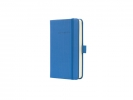 ,notitieboek Sigel Conceptum Pure hardcover A6 Dust Blue     geruit
