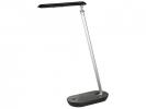 ,bureaulamp Alco LED zwart/zilver 0,37 watt 12 LEDS 230 volt