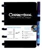 ,Notitieboek Correctbook uitwisbaar en herbruikbaar A6 zwart blanco 40blz