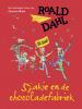 Roald  Dahl,Sjakie en de chocoladefabriek - gouden jub.ed.