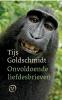 Tijs  Goldschmidt,Onvoldoende liefdesbrieven