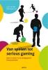 <b>Van der Aalsvo</b>,Van spelen tot serious gaming