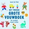 <b>Janet de Vink</b>,Het tweede grote vouwboek