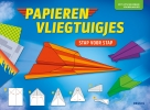 ZNU,Papieren vliegtuigjes - stap voor stap
