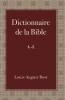 Louis August  Bost,Dictionnaire de la Bible